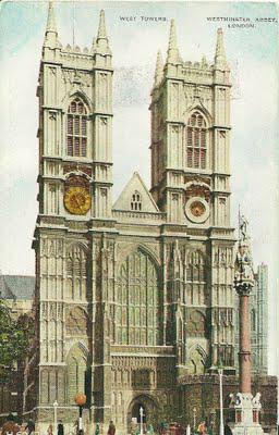 The Friday Postcard From London – 29th April 1951