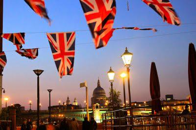 In and Around London... It's Royal Wedding Week!