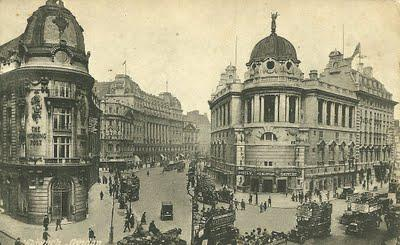 The Friday Postcard From London – 22nd April 1919