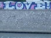 LOVE GRAFFITI Some Graffiti Artist Sharing Love The...