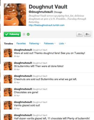 The Doughnut Vault