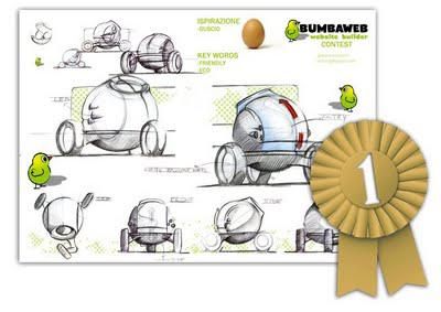 Winners of Automotive Design Social Contest