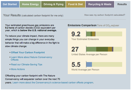 Want to Learn How to Lower Your Carbon Footprint? Take a Quiz!