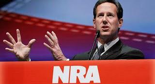 Rick Santorum Addresses the Canaries