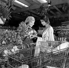 Women in a Publix grocery store: Tallahassee, ...