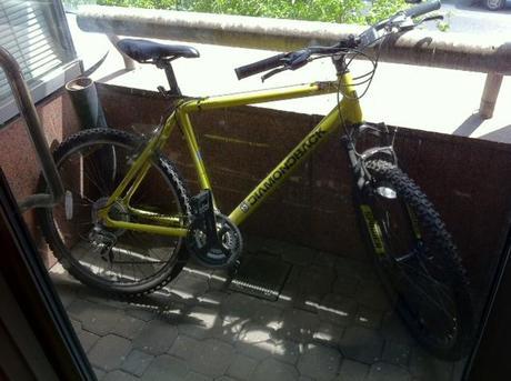 My Bike to Work Month Begins