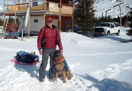 Michael Ferrara Aborts Attempt To Ski Across Alaska