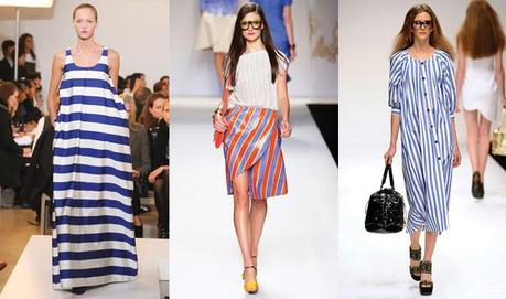 navy stripes fashion