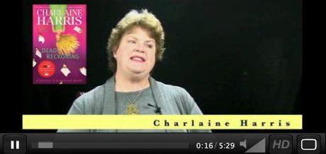 Video: Charlaine Harris answers fan questions