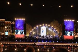 Celebrating liberation in Amsterdam
