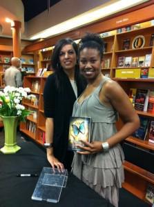 Tanya Wright Book Signing 4 2011 C N.B.