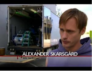 Alexander Skarsgård talks about Season 4 of True Blood