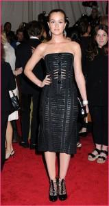 leightonmeester 159x300Top 11 Looks from the 2011 Met Costume Institute Gala