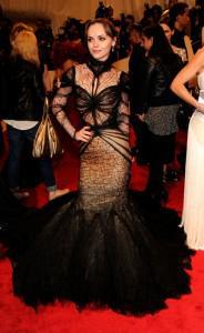 christinaricci 184x300Top 11 Looks from the 2011 Met Costume Institute Gala