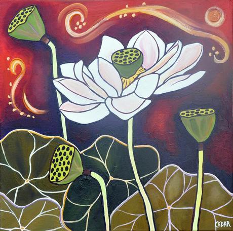 New Lotus Art