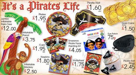 It's a Pirates Life at Party Options!