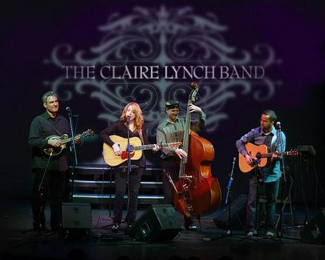 Claire Lynch Band and Trio's New England Tour, 4/7-10