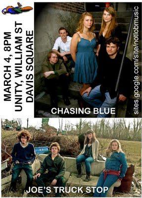 Chasing Blue & Joe's Truck Stop