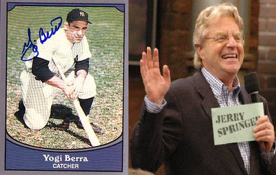 Throwing Chairs and Wearing Pinstripes: How the Yankees Saved Jerry Springer