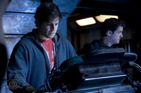 "Review #2500: Stargate Universe 2.19: ""Blockade"""
