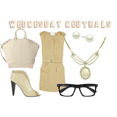 Wednesday Neutrals