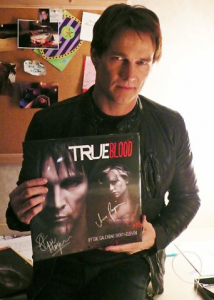 Stephen Moyer Calendar Auction