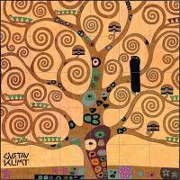 Klimt's Tree of Life Mural