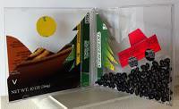 CD Case Diorama