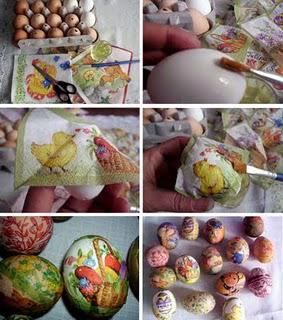 Egg Decorating from Macedonia