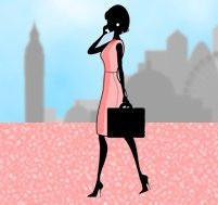 The Vintage Career Girl vs. Today's Career Girl