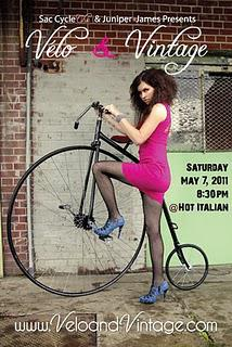 Velo and Vintage - tomorrow~