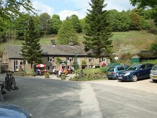 The Lamb Inn, Chinley