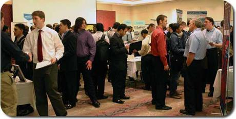 How to Network at Job/Internship Events