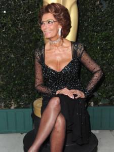 Sofia Loren 2 225x300Fab Find Friday: Rocking Retro Hollywood Glamour!