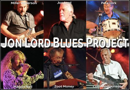 Jon Lord Blues Project