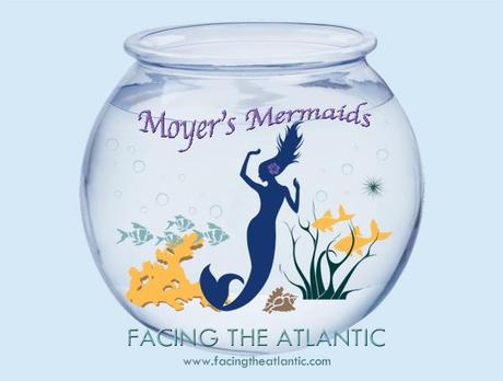 New Moyer's Mermaids merchandise in support of Facing The Atlantic