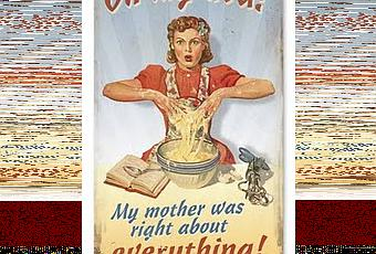 mothers tend to be continually right essay