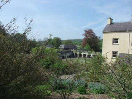 Aberglasney – a garden being rediscovered