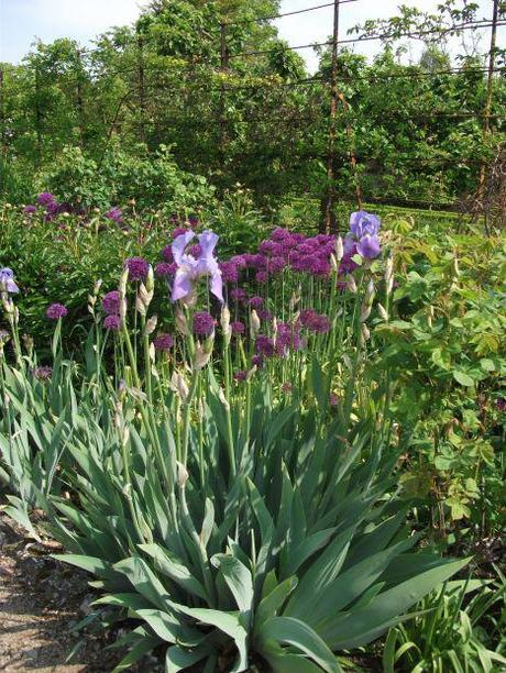A Spring visit to West Dean Gardens, Sussex