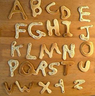 ABC's of Breakfast ... A through E