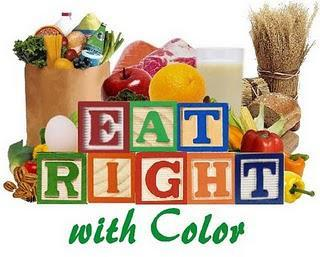 Gearing Up for NNM: Eating Right with Color