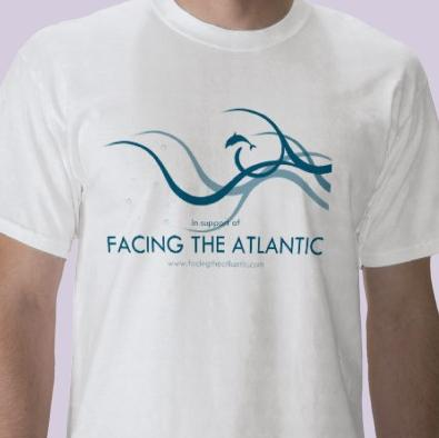 New unisex design in support of Facing The Atlantic and 10% discount on all stores