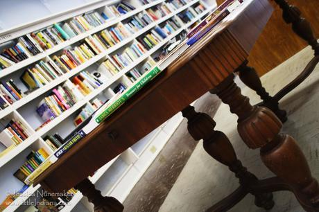 Arlston's Booksellers in Corydon, Indiana
