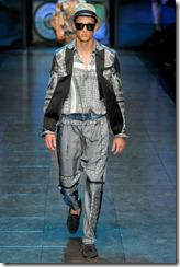 D&G Menswear Spring Summer 2012 Collection Photo 1