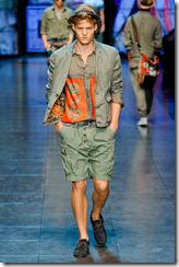 D&G Menswear Spring Summer 2012 Collection Photo 29
