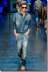 D&G Menswear Spring Summer 2012 Collection Photo 37