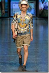 D&G Menswear Spring Summer 2012 Collection Photo 2