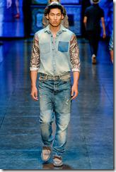 D&G Menswear Spring Summer 2012 Collection Photo 35