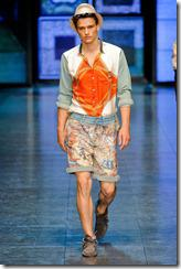 D&G Menswear Spring Summer 2012 Collection Photo 44