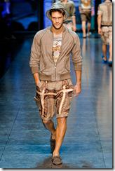 D&G Menswear Spring Summer 2012 Collection Photo 21